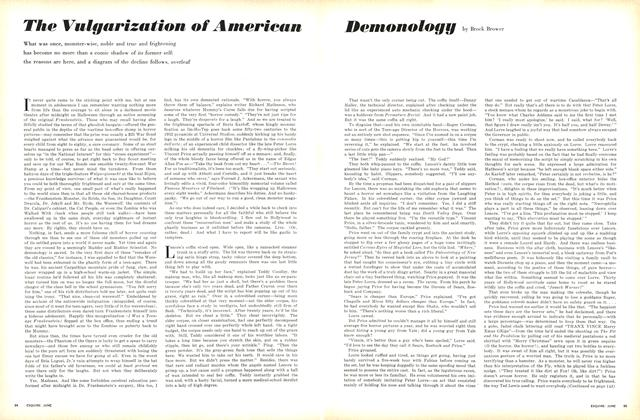 The Vulgarization of American Demonology