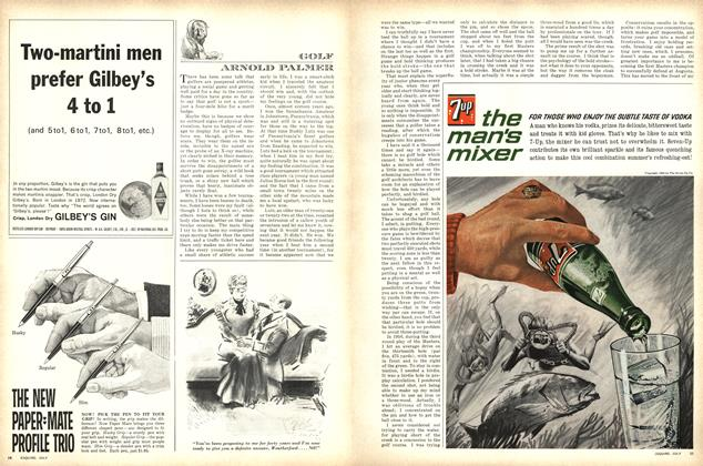 Article Preview: Golf, JULY 1964 1964 | Esquire