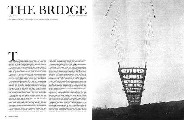 Article Preview: The Bridge, December 1964 | Esquire
