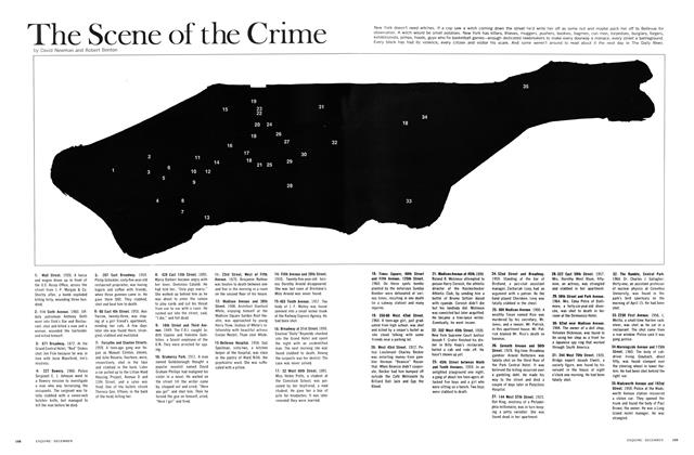 Article Preview: The Scene of the Crime, DECEMBER, 1964 1964 | Esquire