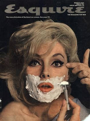 MARCH 1965 | Esquire