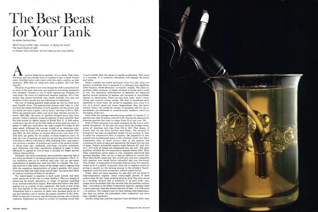 Article Preview: The Best Beast for Your Tank, March 1965 | Esquire