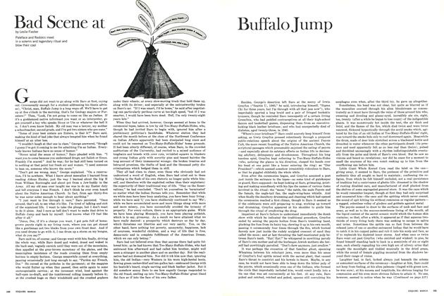 Article Preview: Bad Scene at Buffalo Jump, March 1965 | Esquire