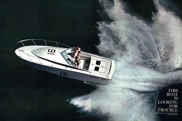 Article Preview: This Boat is Looking for Trouble, March 1965 | Esquire