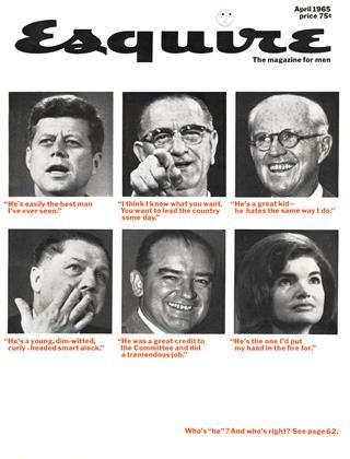 April 1965 | Esquire