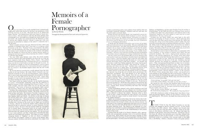 Memoirs of a Female Pornographer
