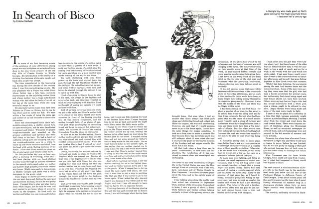 Article Preview: In Search of Bisco, April 1965 | Esquire