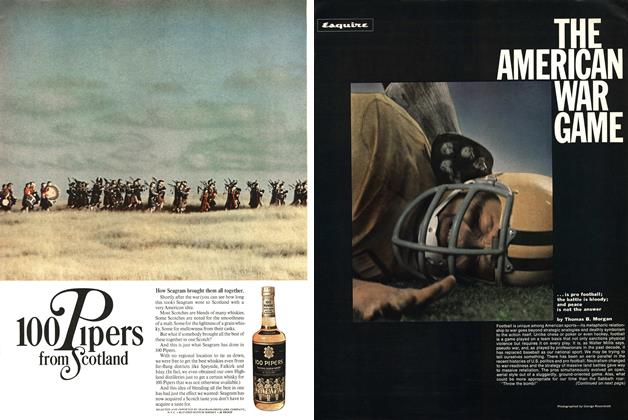 Article Preview: The American War Game, OCTOBER 1965 1965 | Esquire