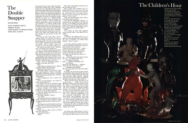 Article Preview: The Children's Hour, DECEMBER 1965 1965 | Esquire