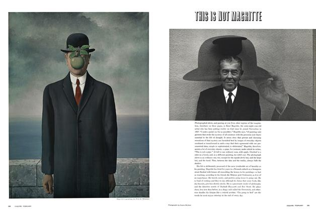 This Is Not Magritte