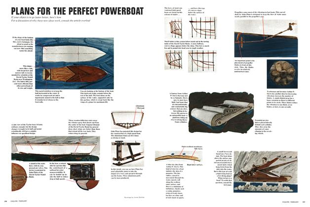 Plans for the Perfect Powerboat