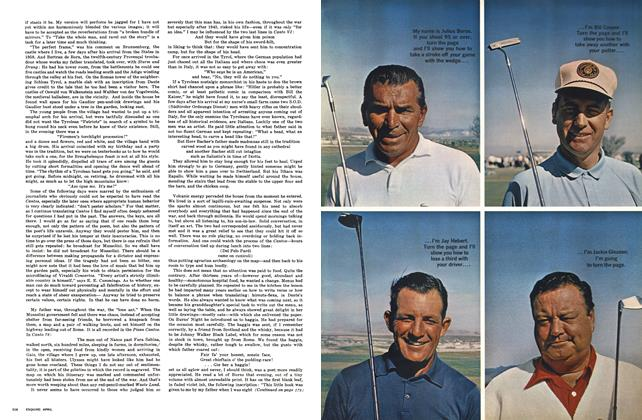 Article Preview: Fore!, APRIL 1966 1966 | Esquire