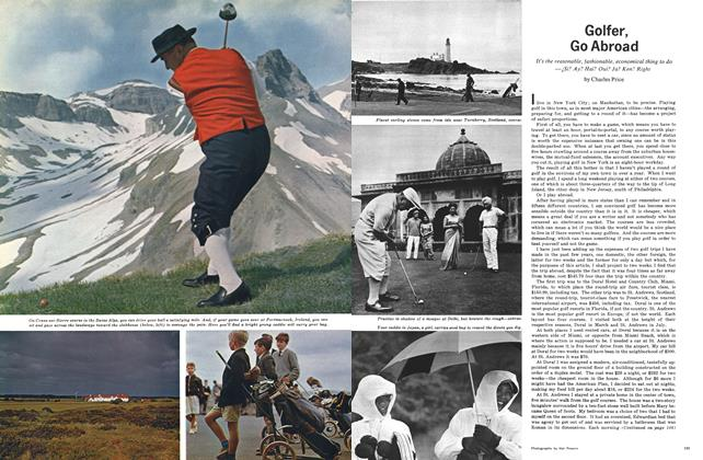 Article Preview: Golfer, Go Abroad, APRIL 1966 1966 | Esquire