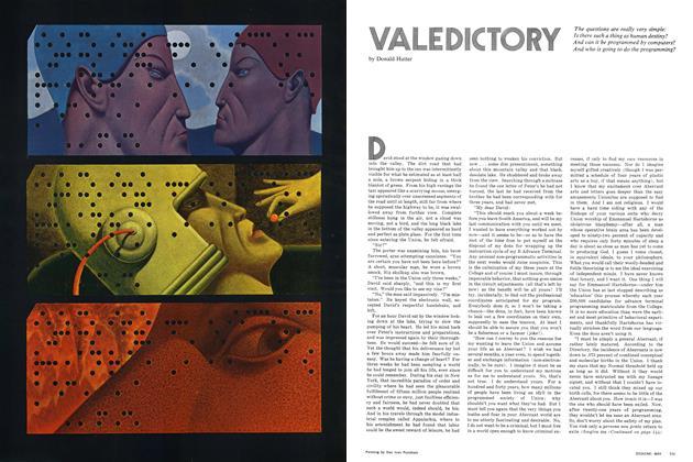 Valedictory