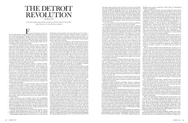 The Detroit Revolution