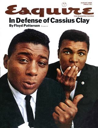 AUGUST 1966 | Esquire