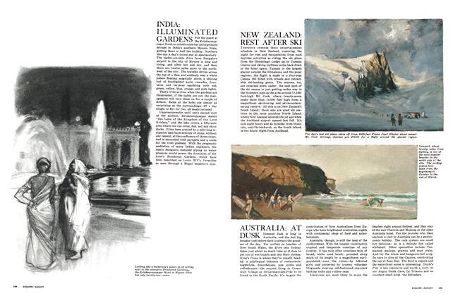 Article Preview: AUSTRALIA: AT DUSK, AUGUST 1966 1966 | Esquire