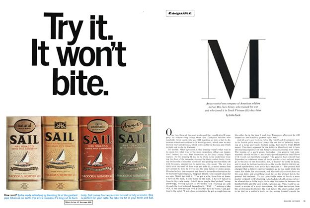 Article Preview: M, October 1966 | Esquire