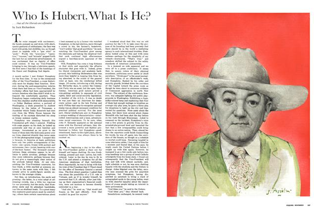 Who Is Hubert, What Is He?