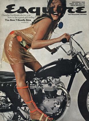 DECEMBER 1966 | Esquire