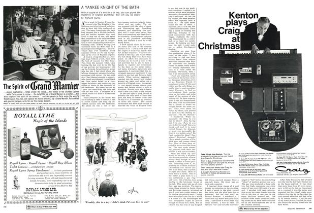 Article Preview: A Yankee Knight of the Bath, DECEMBER 1966 1966 | Esquire