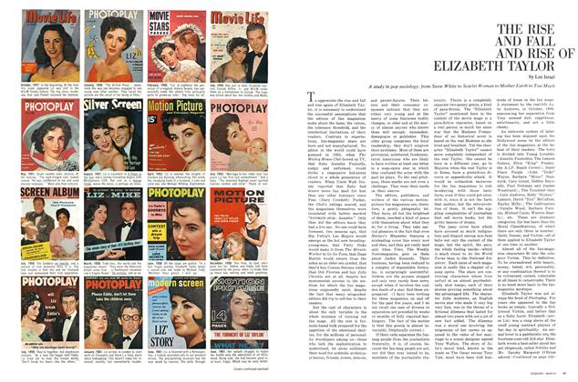 The Rise and Fall and Rise of Elizabeth Taylor