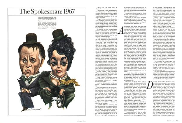 The Spokesman: 1967