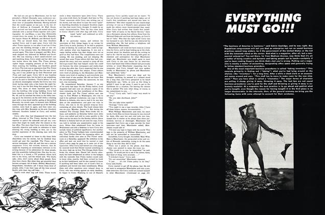 Article Preview: Everything Must Go!!!, JUNE 1967 1967 | Esquire