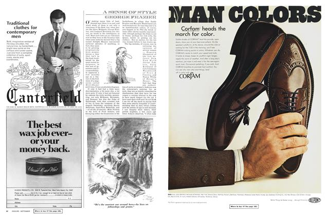 Article Preview: A Sense of Style, September 1967 | Esquire