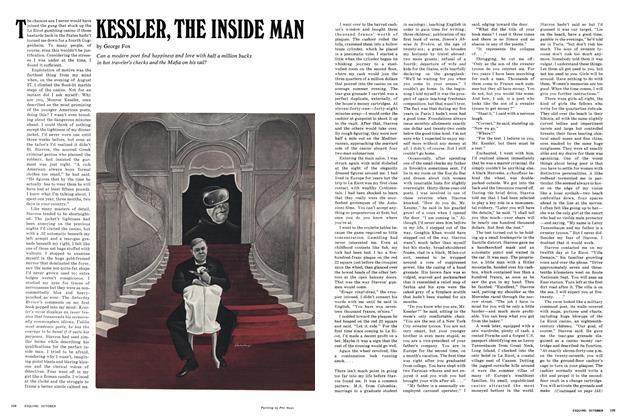 Kessler, the Inside Man
