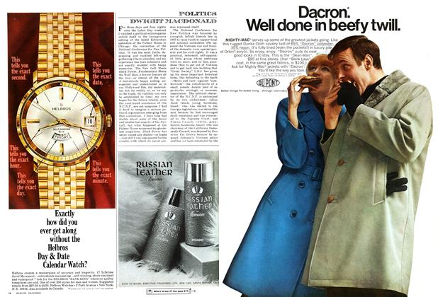 Article Preview: Politics, DECEMBER 1967 1967 | Esquire