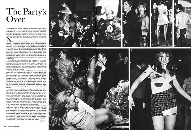 Article Preview: The Party's Over, December 1967 | Esquire