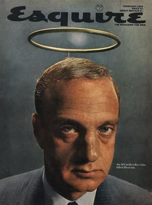 Cover for the February 1968 issue