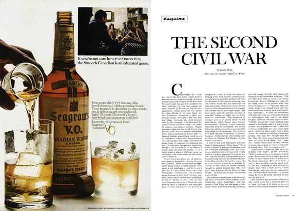Article Preview: The Second Civil War, March 1968 | Esquire