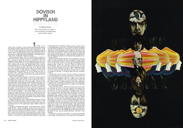 Dovisch in Hippyland