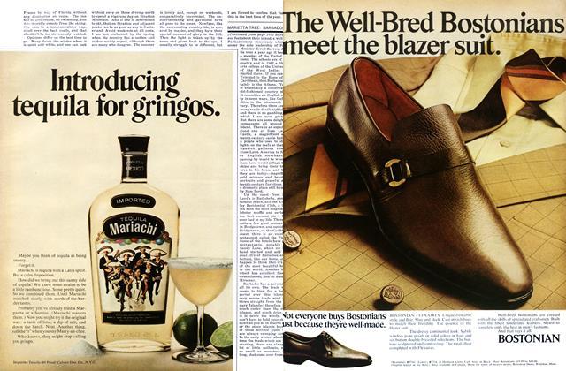 Article Preview: Barbados, APRIL 1968 1968 | Esquire