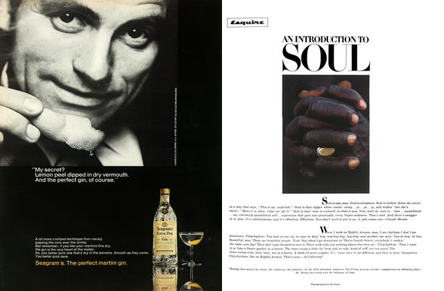 Article Preview: An Introduction to Soul, APRIL 1968 1968 | Esquire