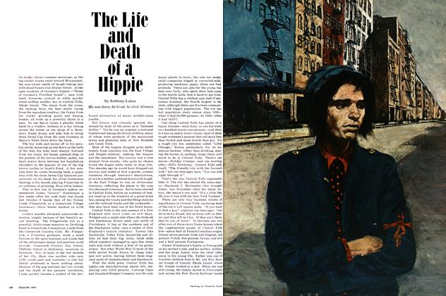 Article Preview: The Life and Death of a Hippie, May 1968 | Esquire