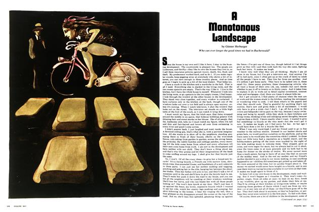 Article Preview: A Monotonous Landscape, May 1968 | Esquire