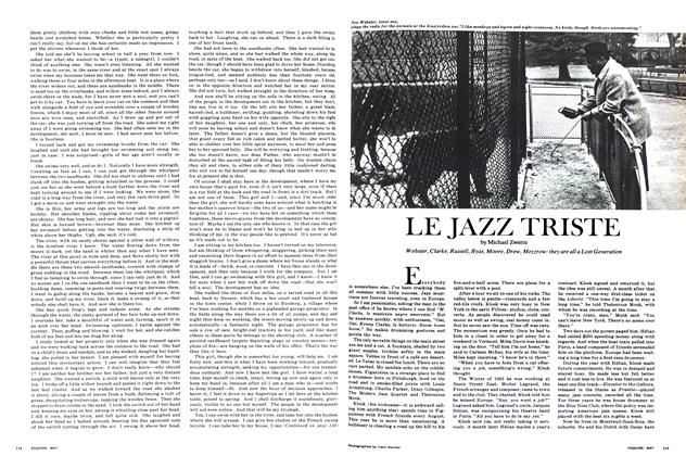 Article Preview: Le Jazz Triste, May 1968 | Esquire