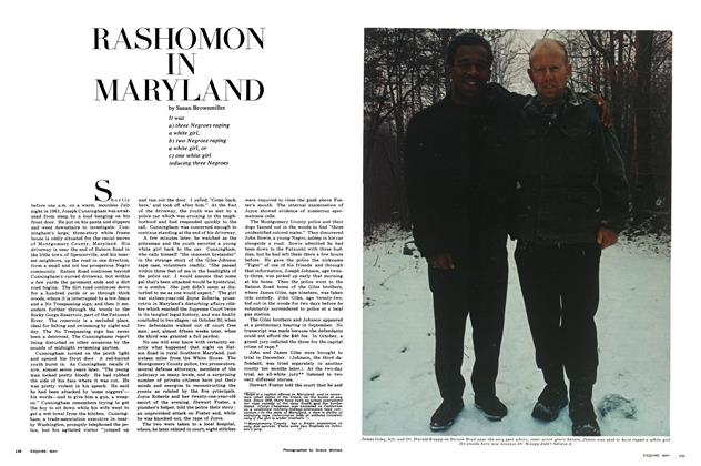 Article Preview: Rashomon in Maryland, May 1968 | Esquire