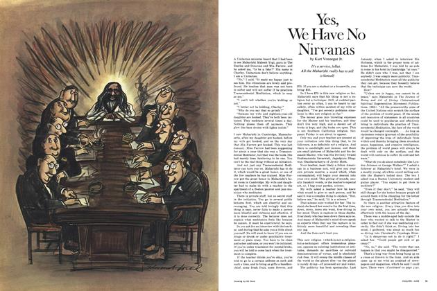 Article Preview: Yes, We Have No Nirvanas, JUNE 1968 1968 | Esquire