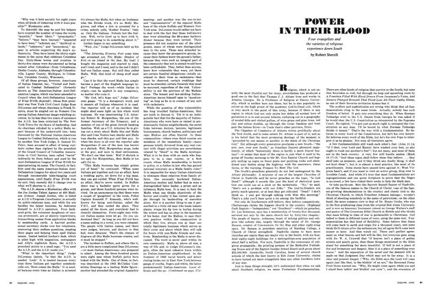 Article Preview: Power in Their Blood, JUNE 1968 1968 | Esquire