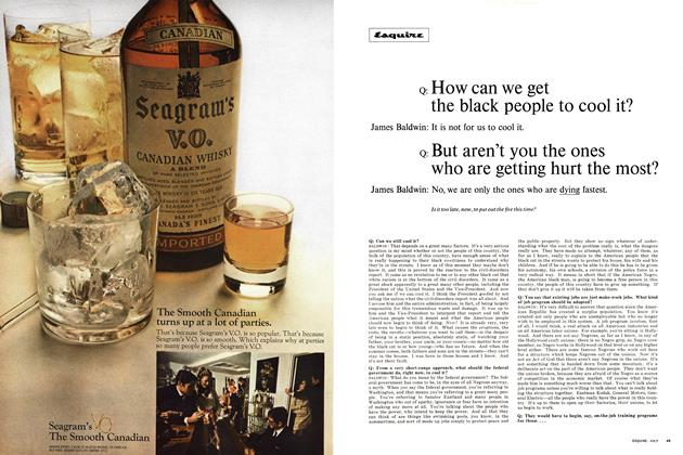Article Preview: How Can We Get the Black People to Cool It?, July 1968 | Esquire