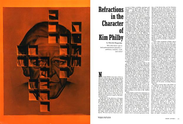 Refractions in the Character of Kim Philby