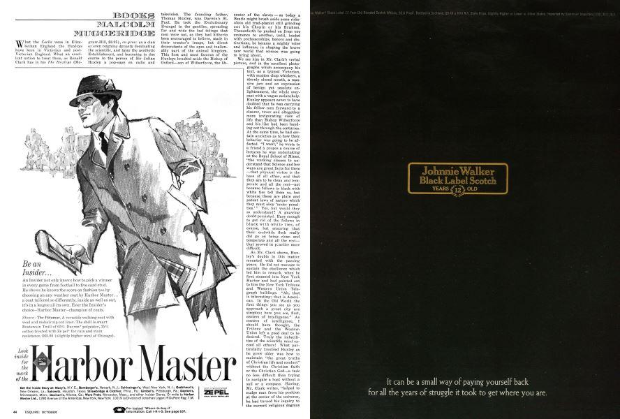 BOOKS   Esquire   OCTOBER 1968