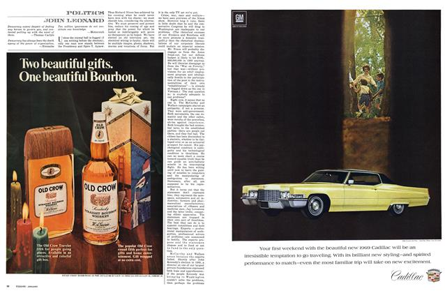 Article Preview: , JANUARY 1969 1969 | Esquire