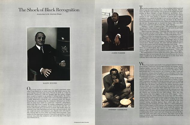 Article Preview: The Shock of Black Recognition, May 1969 | Esquire