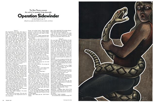 Article Preview: Operation Sidewinder, May 1969 | Esquire