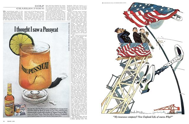 Article Preview: Golf, June 1969 | Esquire
